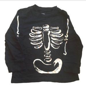 Carter's Skeleton Shirt